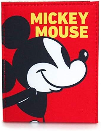 ディズニー ファブリックミラーS ミッキーマウス