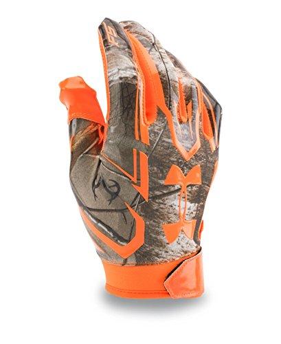 Under Armour Men's F5 Camo Football Gloves – DiZiSports Store