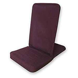 Backjack Chaise de Sol Rouge Normal