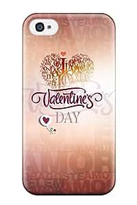 High Quality EMpMmZn5360EGhIN Feb 14 Valentines Day Tpu Case For Iphone 4/4s
