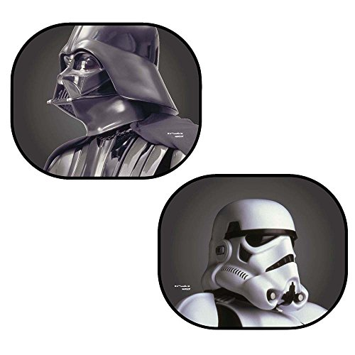 NAPOLEX awnings Star Wars Car goods package shade Darth Vader & Storm Trooper - Shades Trooper