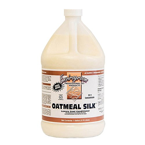 Image of Envirogroom Oatmeal Silk Conditioner Gallon