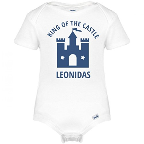 baby-leonidas-is-king-of-the-castle-infant-gerber-onesies