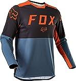 Fox Racing Legion LT Jersey, Blue Steel, Large