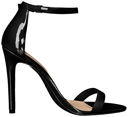 Black US Sandal Aldo Patent 7 B Polesia 5 Dress Women RBBzIWp