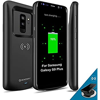 Amazon.com: Elebase Galaxy S9 Plus Battery Case, Galaxy S9 ...