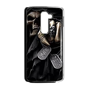 Grim reaper For LG G2 Csae protection Case DBQ507746