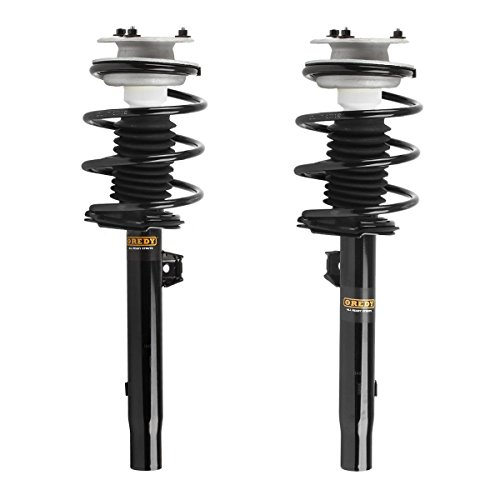 Shock Strut Spring Assembly Front Rear Kit Set of 4 for 323i 325i 328i 330i