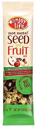 (Enjoy Life Seed & Fruit Mix - Mountain Mambo - 1.63 oz - 48)
