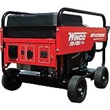 Winco Portable Trifuel Generator - 12,000 Surge Watts, 10,800 Rated Watts, Electric Start, Model# 16612-000