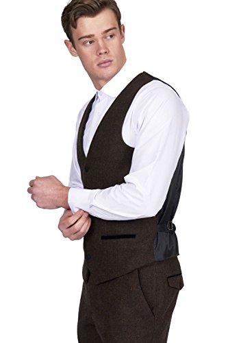 Marc Darcy - Costume - Costume - Homme marron marron