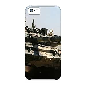 Protection Case For Iphone 5c / Case Cover For Iphone(war Military Battle Russian Tanks T90) by icecream design