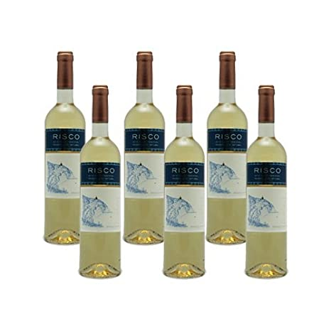 Risco - Vino Blanco - 6 Botellas