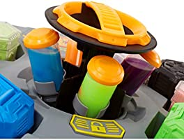 Ready2Robot Battle Weapons Big Slime Battle with 10 Hidden Chambers /& 40