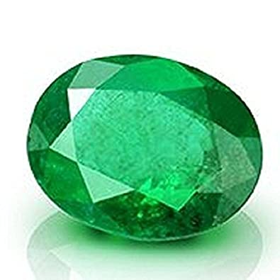 loose offer green dp colombian oval pcs gemstones ct com cut natural amazon special emerald