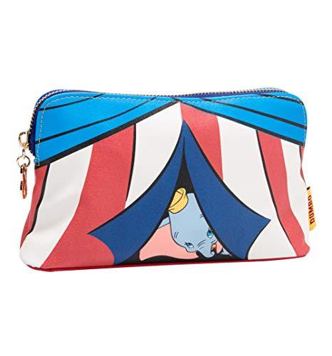 (Disney Dumbo Circus Tent Make Up Bag)