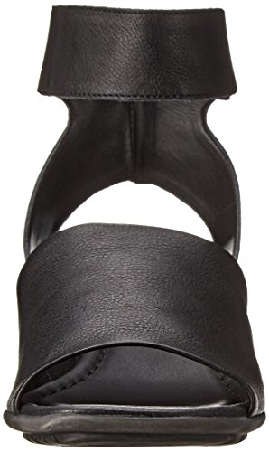 The Flexx Women's Beglad Dress Sandal, BLACK GUANTO, 7.5 M US by The FLEXX (Image #4)