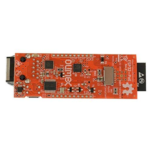 ESP32-POE Board for Espressif ESP32 with Wired 100MBit POE Ethernet Rev. 1 Silicon