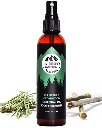 Natural Air Freshener Cedarwood Eliminating product image