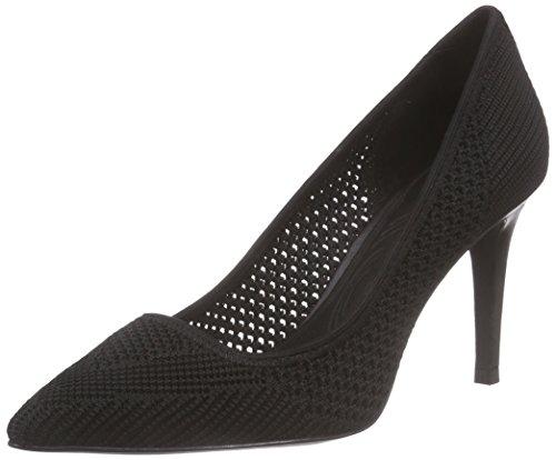 Black Noir du à Femme 002 Couvert Schwarz Pieds Chaussures Talons Cyrus Avant Ash zBnWFqgPq