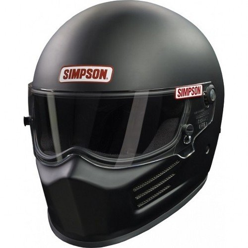 XS Negro Simpson 6200008-F Bandit 2015 Casco