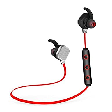 IP55 auriculares inalámbricos Bluetooth 4.1 en la oreja los auriculares estéreo de alta fidelidad Deportes impermeable