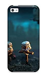 YY-ONE Star Wars Death Phone Case For Iphone 5c/ High Quality Tpu Case
