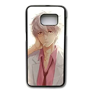 Generic Fashion Hard Back Case Cover Fit for Samsung Galaxy S7 Cell Phone Case black SilverSoul gintama FEW-7888486