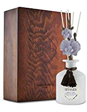 HYSSES Orchid Moulin Joli Reed Diffuser, White, 150 milliliters