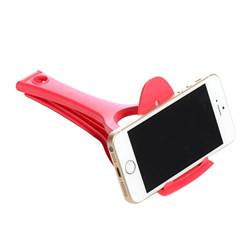 Milliard Spatula Phone and Tablet Recipe Stand Kitchen Gadget - Red