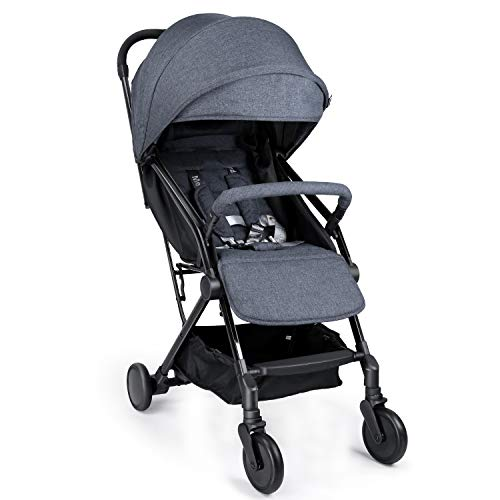 Stroller Pushchair Buggy, Meinkind Compact Baby Stroller Pushchair Travel Buggy...