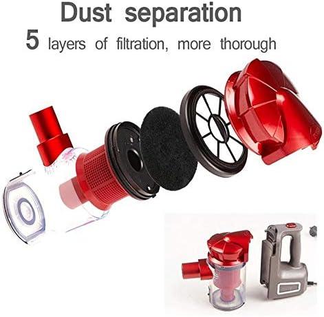 Aspirateur balai Aspirateur domestique portatif ultra-silencieux Tapis Petit et haute puissance puissant collecteur de poussière aspirateur sans fil