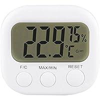 LCD Digital Thermomètre Intérieur Hygromètre Température Humidité Compteur