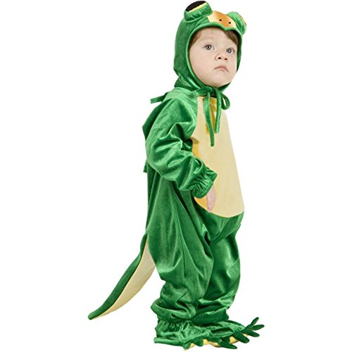 Gecko Costume (Toddler Little Gecko Costume, Size Toddler 2T-4T)