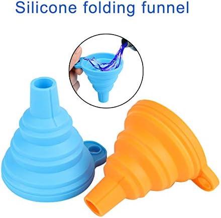 Compra Remaxm - Filtro de filamento Plegable de Embudo de Silicona ...
