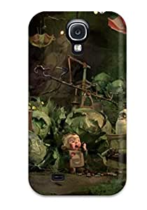 Ultra Slim Fit Hard Laurie Crisci Case Cover Specially Made For Galaxy S4- The Boxtrolls