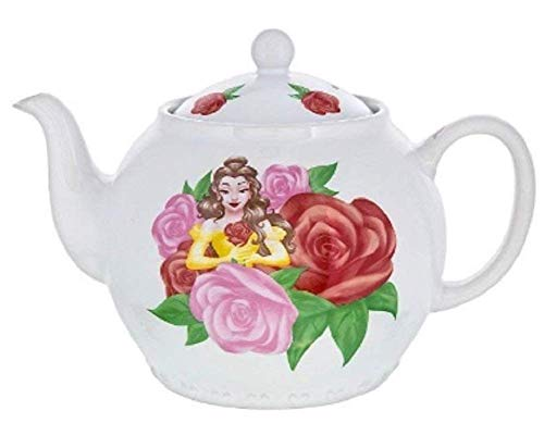 Disney Parks Beauty and The Beast Princess Belle Roses Floral ()