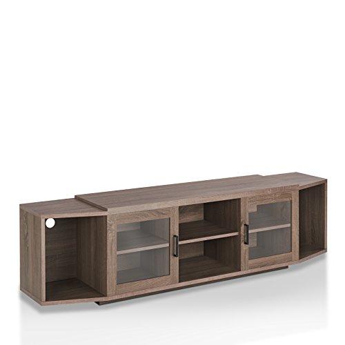 Hillsdale Furniture Paddock Swivel Bar Stool, Height, Distressed Brown
