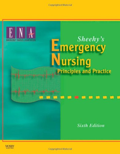 Sheehy's Emergency Nursing: Principles and Practice, 6th - Near Shopping Louis St