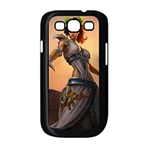 Samsung Galaxy S3 9300 Cell Phone Case Black League of Legends Mythic Cassiopeia KWI8885812KSL