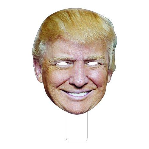 photograph regarding Donald Trump Mask Printable known as Damp Paint Printing + Style FKB38005P1 Donald Trump Cardboard Mask