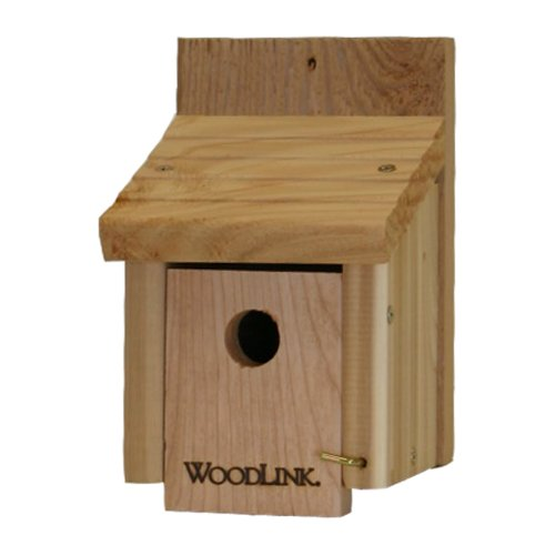- Woodlink Cedar Wren Birdhouse