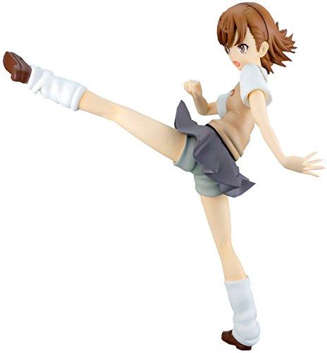 Misaka Mikoto High Grade Figure Fighting Climax Sega Dengeki Bunko