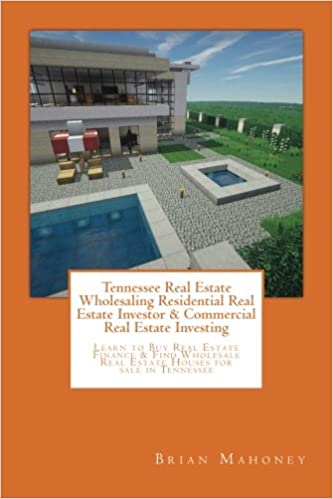 Tennessee Real Estate Wholesaling Residential Real Estate