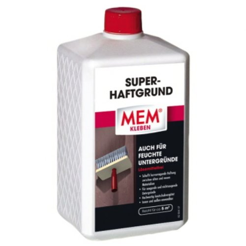 MEM Super Haftgrund 1 L, 500061
