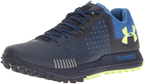 Under Armour Men Horizon RTT Trail Running Shoes Midnight Navy (410)/Mediterranean