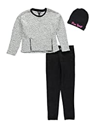 """Limited Too Big Girls' """"Free Spirit"""" 3-Piece Outfit"""
