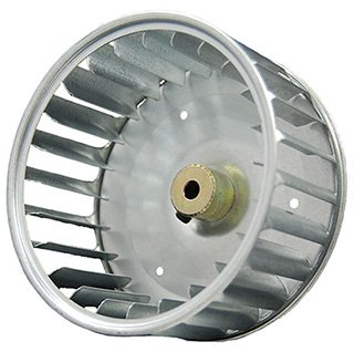 (Single Inlet Blower Wheel 7.76 In. Dia. 1/2 Hub CW First Company Repl. REVCOR)