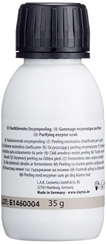 Daytox Enzyme - Pelador (35 g): Amazon.es: Belleza