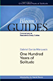 One Hundred Years of Solitude (Bloom's Guides)